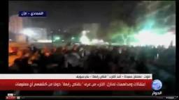 شاهد كيف قتل الأمن المصري -قناص رابعة