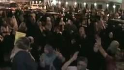 تظاهرة حاشدة لاحرار بورسعيد لرفض الانقلاب