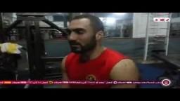 تعليق بطل العالم محمد يوسف على رفعه رابعة