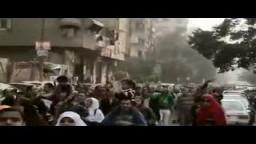 صمود ثوار م نصر امام كلاب حراسة الانقلاب