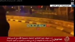 د/سيف عبدالفتاح يتهم السيسي بتفجير المنصورة
