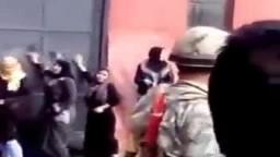 بالفيديو إشراف قوات الجيش على اقتحام السجون