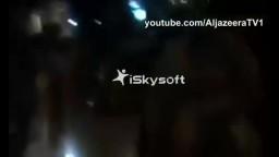 وفاة فتاة بعد ان دهستها سيارة فى مسيرة الهرم