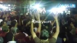 فشل الداخلية في فض تظاهرات ثوار حلوان 9/ 5