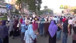 مسيرة رافضة لانتخابات رئاسة الدم 26/ 5 /2014