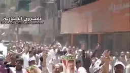 المنيا : الالاف يهتفون ضد قائد الانقلاب
