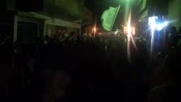 مسيرة حلوان الليلية من عرب غنيم 18 / 6 / 2014