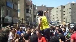 شاهد حماس التراس حرية بالفيوم