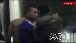 فيديو مسرب من سلخانة قسم شرطه عين شمس