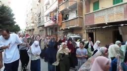 الاسكندرية - مسيرة مناهضة للانقلاب