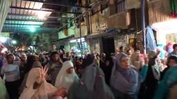 مسيرة مناهضة للانقلاب بالرمل  4 / 8 / 2014