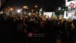 مسيرة ثوار م.نصر من أمام المخابرات الحربية
