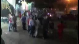 مسيرة ثوار المرج وعين شمس 17/8/2014