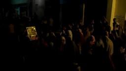 ثوار البراجيل في مسيرة رافضة للإنقلاب