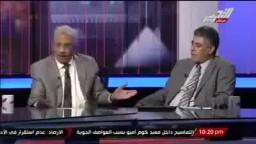 رئيس الأهرام السيسى اجتمع بنا لاسقاط الاخوان