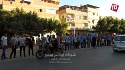 وقفة ثوار الخياطة- -ذكرى مذبحة اكتوبر