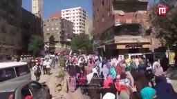 ثوار المعادي- ذكرى مذبحة 6 اكتوبر 2013