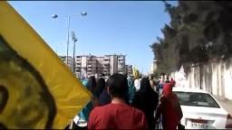 طلاب جامعة بورسعيد تضامنًا مع رسالة الرئيس