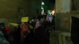 أحرار الخانكة مسيرة ضد الانقلاب