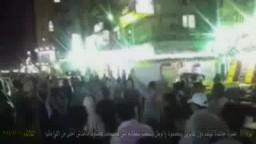 مسيرة حاشدة بالهرم -دول عايزين يكممونا