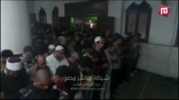 جنازة زكي ابوالمجد شهيد سجون الانقلاب