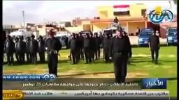داخلية الانقلاب تحفز جنودها لمظاهرات 28 -11