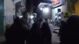 جانب من مسيرة شبرا الليلية