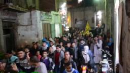 مسيرة رافضة للانقلاب بدار السلام - الفيوم
