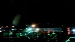 مسيرة غاضبة بمنطقه الحضرة الجديدة 2- 1- 2015