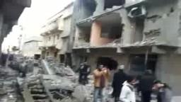 المواقع التي قصفها جيش السيسي في ليبيا