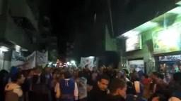 مسيرة ثوار منيا القمح 17_2_2015