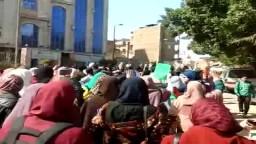 طلاب ضد الانقلاب جامعة طنطا ثورة برة الحرم