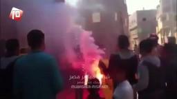 """مسيرة ثوار قرية الكاشف - دمياط """" مصر مش للبيع """""""