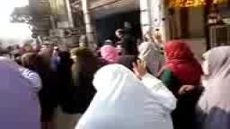 بركه السبع  ضد الأنقلاب -مصر مش للبيع