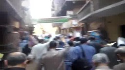 مسيرة الخصوص فى جمعة مصر مش للبيع