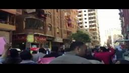 مسيرة مسجد الخلفاء بالخصوص- لا لاعدام الوطن