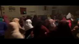 مسيرة ليلية بقرية الأعلام بالفيوم 15 / 4 / 2015