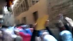 مسيرة أحرار بنها - الصمود طريق النصر