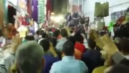 مسيرة ثوار الفيوم ضد الحكم على الرئيس مرسي