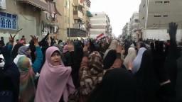 مسيرة حاشدة لاحرار بورسعيد .. الثورة أقوى