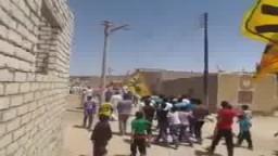 القرية الاولى بالفيوم _ الصمود طريق النصر