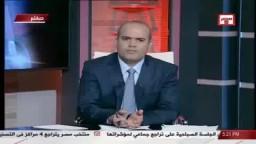 صحفي بالمصري اليوم يعتدي على فجر العادلي