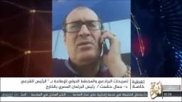 حشمت - البرادعي يبحث له عن دور بعد السيسي