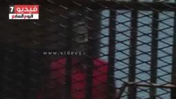 الرئيس مرسي : يكشف محاولات اغتياله فى السجن