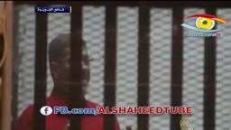 'الرئيس مرسي في خطر'