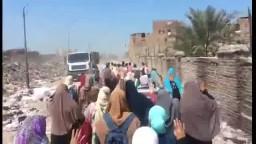 كفرالدوار .. الثورة تلبي مطالب الجماهير