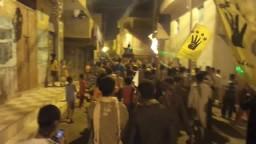 مسيرة ليلية لأحرار مركز اطفيح ٤-٩-٢٠١٥