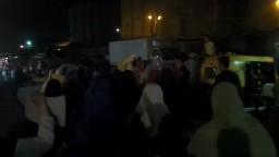 مسيرة حاشدة تطوف الحضرة الجديدة