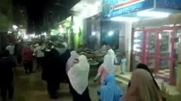 مسيرة عرب العيايدة نصرة للمسجد الاقصى