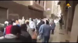 ثوار المهندسين:اللى ماتو علمونا مفيش عسكر يحكمونا